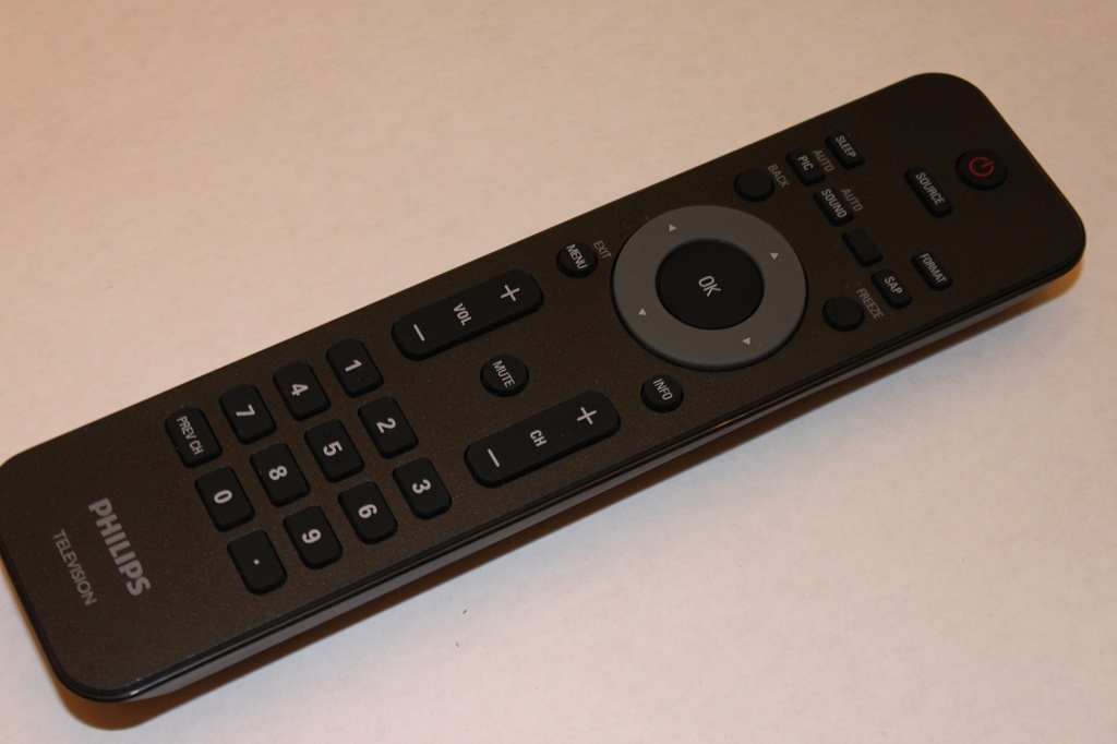 Philips Led Tv 312124000730 Remote Control